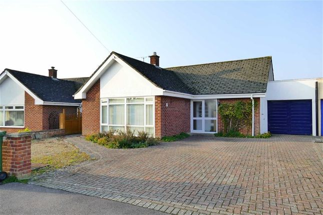 Thumbnail Detached bungalow for sale in Luckett Way, Calne