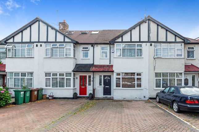 Thumbnail Terraced house for sale in Stayton Road, Sutton