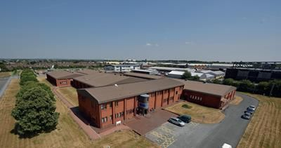 Thumbnail Office for sale in Comben House, Farriers Way, Bootle
