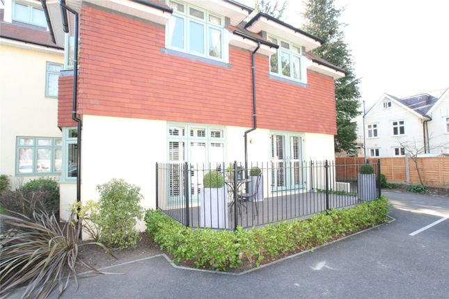 Thumbnail Flat for sale in Roslin Road, Talbot Woods, Bournemouth