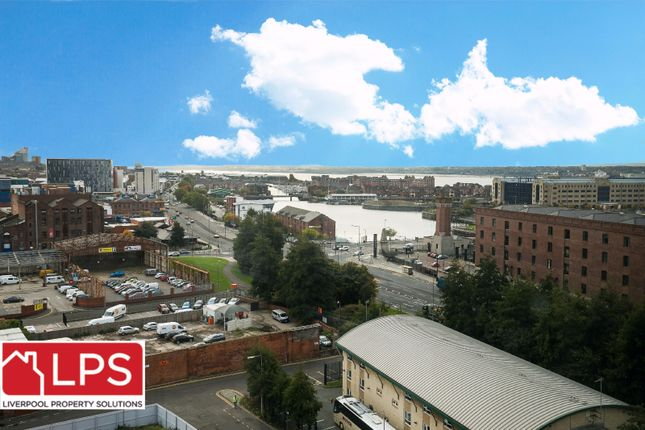 Thumbnail Flat to rent in Kings Dock Mill 32 Tabley Street, Liverpool