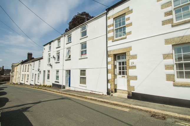 Thumbnail Terraced house for sale in Old Exeter Road, Tavistock