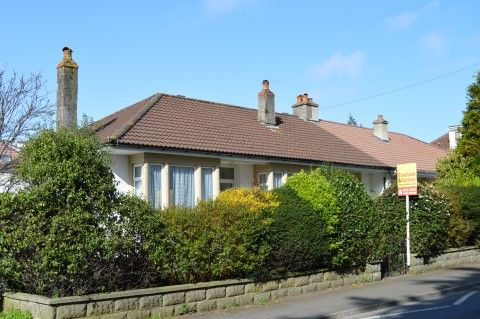 Thumbnail Bungalow for sale in Upper Bristol Road, Milton, Weston-Super-Mare