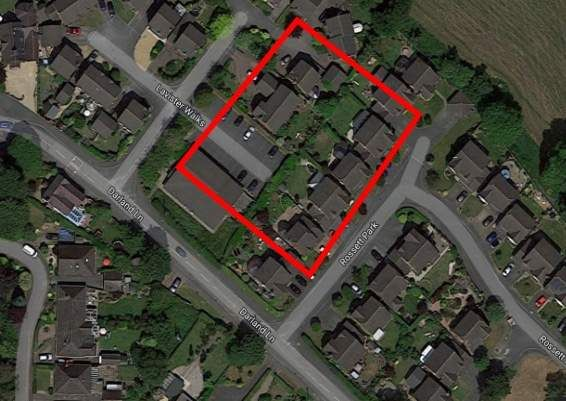 Thumbnail Commercial property for sale in Former Barton House, Darland Lane, Lavister Rossett, Wrexham