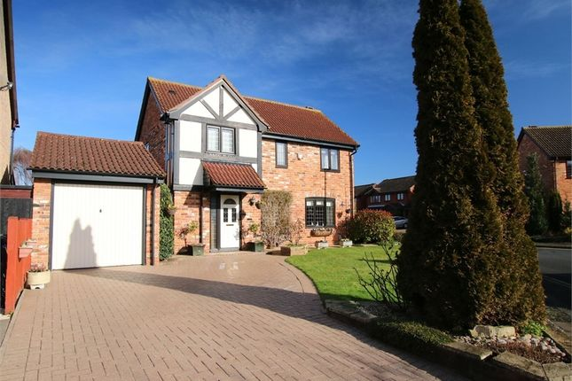Thumbnail Detached house for sale in Burwell Road, Eaton Ford, St. Neots