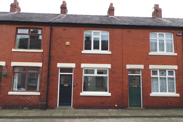 Thumbnail 2 bed terraced house for sale in Clifton Street, Broadgate, Preston