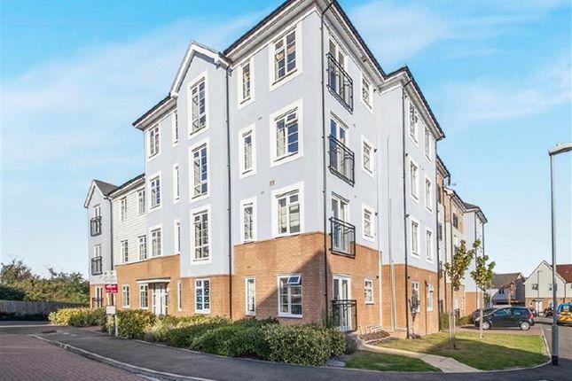 Thumbnail Flat to rent in Heron Way, Dovercourt, Harwich