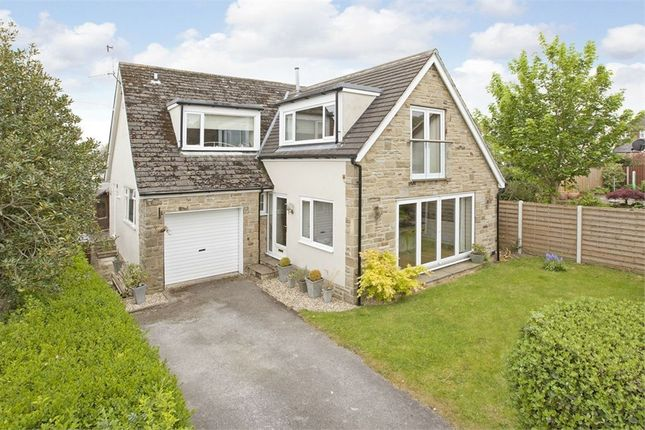 Thumbnail Detached house for sale in 81 Sun Lane, Burley In Wharfedale, Ilkley, West Yorkshire