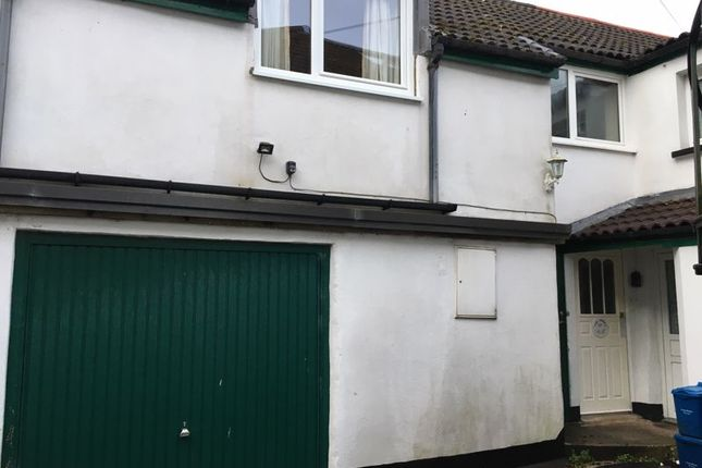 Thumbnail Flat to rent in The Annexe, 11 Ford Street, Moretonhampstead