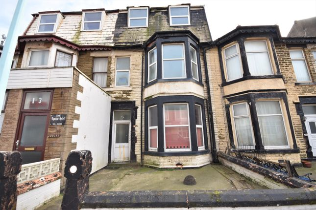 Thumbnail Terraced house for sale in Woodfield Road, Blackpool, Lancashire