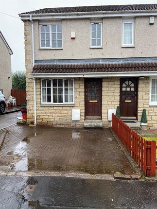 Thumbnail Semi-detached house for sale in Castle Drive, Kilmarnock