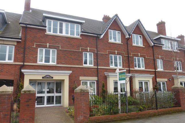 Thumbnail Flat for sale in Poppy Court, Jockey Road, Sutton Coldfield, West Midlands