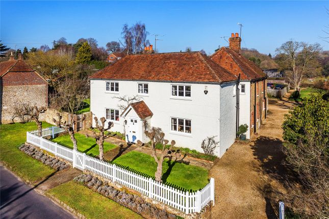 Thumbnail Detached house for sale in Lower Eashing, Godalming, Surrey