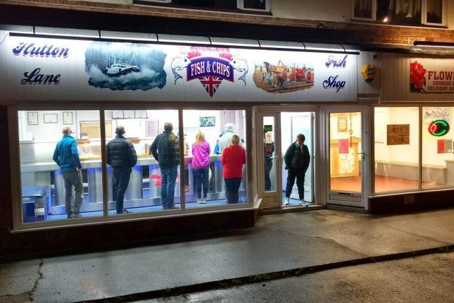 Thumbnail Restaurant/cafe to let in Guisborough, North Yorkshire