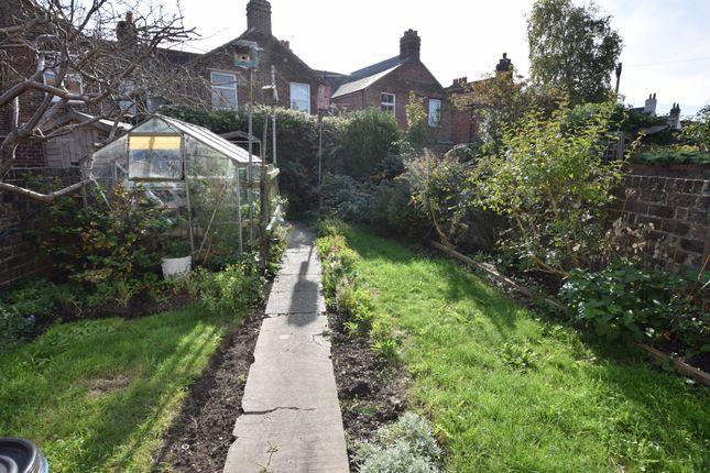 Rear Garden of Whitley Road, Eastbourne BN22