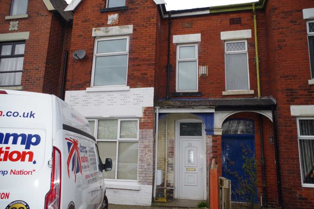 Thumbnail Terraced house to rent in Bradford Avenue, Bolton