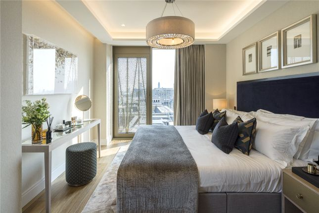 Bedroom of Southbank Place, Belvedere Road, London SE1