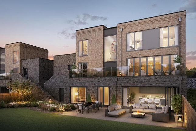 "Thumbnail Detached house for sale in ""Maple House"" at The Ridgeway, Mill Hill, London"