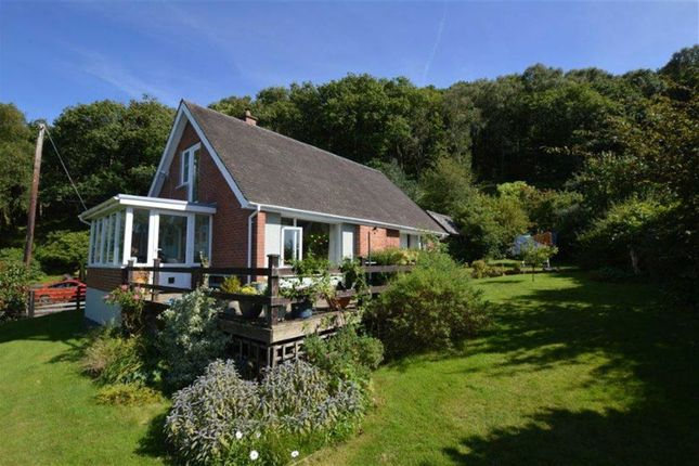Thumbnail Detached house for sale in Hafod Bach, Coed Y Garth, Furnace, Machynlleth, Powys