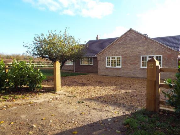Thumbnail Bungalow for sale in Manor Lane, Langham, Oakham, Rutland