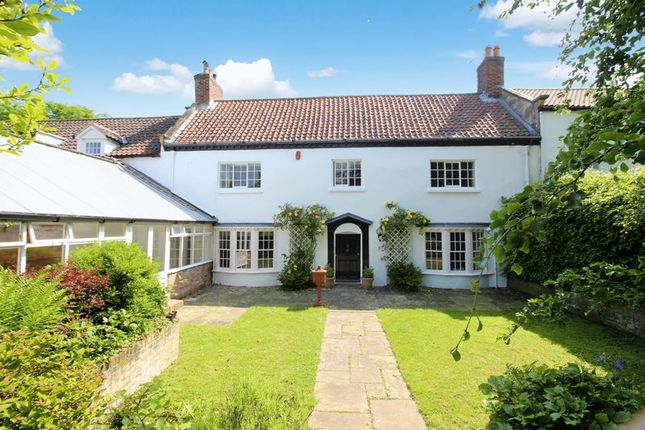 Thumbnail Equestrian property for sale in Garth End Road, West Ayton, Scarborough