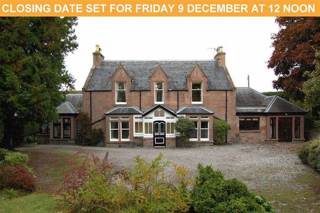 4 bed end terrace house for sale in Leanaig Road, Conon Bridge, Ross-Shire