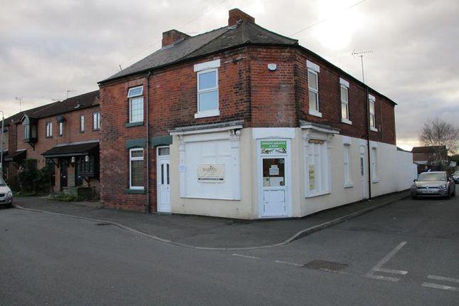 Thumbnail Retail premises for sale in 78 Thrumpton Lane, Retford, Nottinghamshire