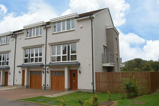 Thumbnail End terrace house for sale in Woodlands Walk, Cults, Aberdeen