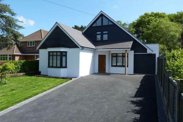 Thumbnail Detached house for sale in Old Barn Road, Christchurch, Dorset