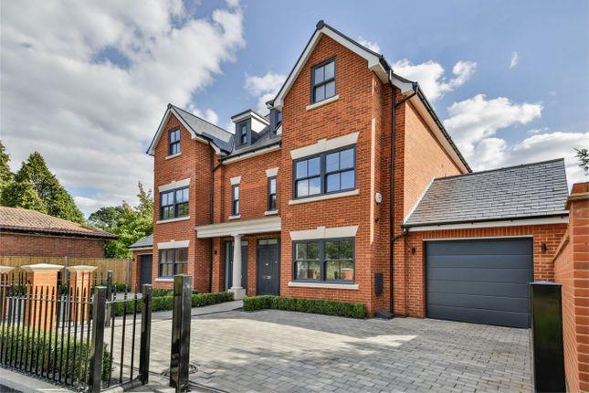 Thumbnail Semi-detached house for sale in Stag House, Hawthorn Lane, Farnham Common, Buckinghamshire