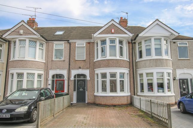 Thumbnail Terraced house to rent in Mapleton Road, Coventry