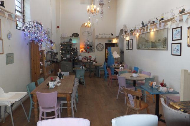 Thumbnail Restaurant/cafe to let in The Crescent, Buxton