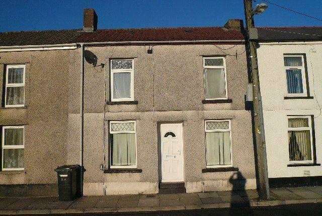 Thumbnail Terraced house for sale in Lower Row, Dowlais, Merthyr Tydfil
