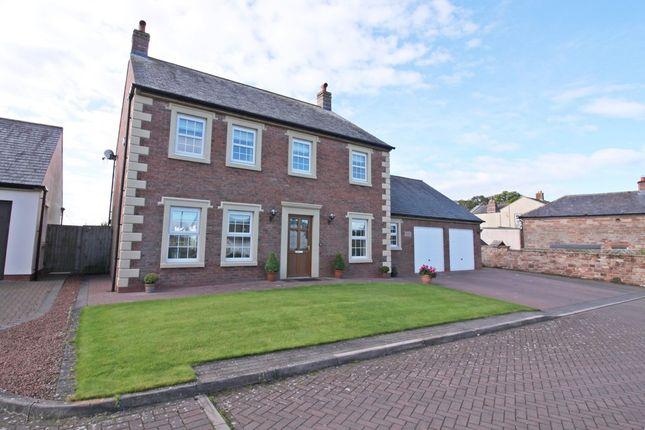 Thumbnail Detached house for sale in Linden Gate, Baldwinholme, Carlisle