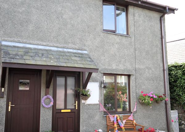Thumbnail Terraced house for sale in Mile Lane, Llwyngwril