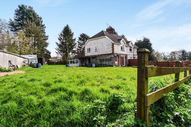2 bed semi-detached house for sale in Moor End Lane, Stibbard, Fakenham