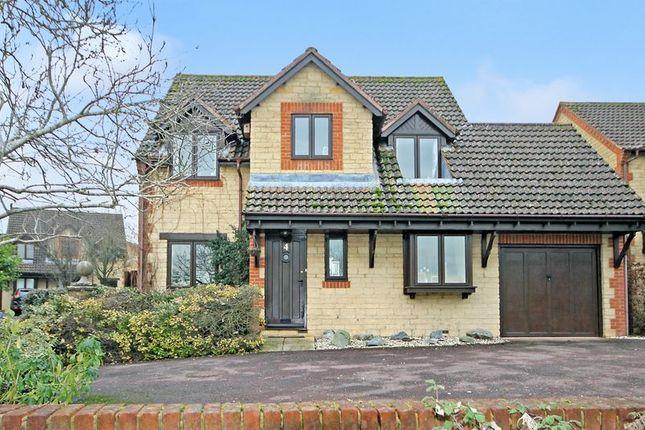 Thumbnail Detached house for sale in Stoutsfield Close, Yarnton, Kidlington