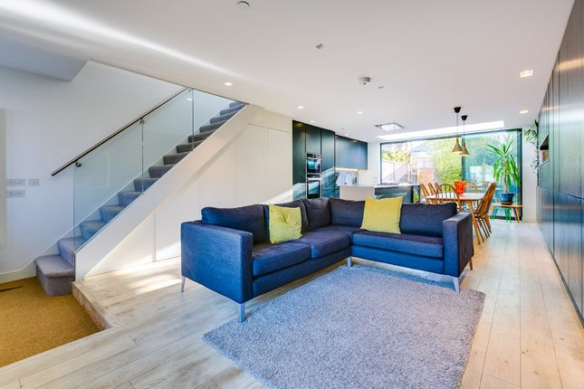 Thumbnail Terraced house for sale in Burntwood Grange Road, London