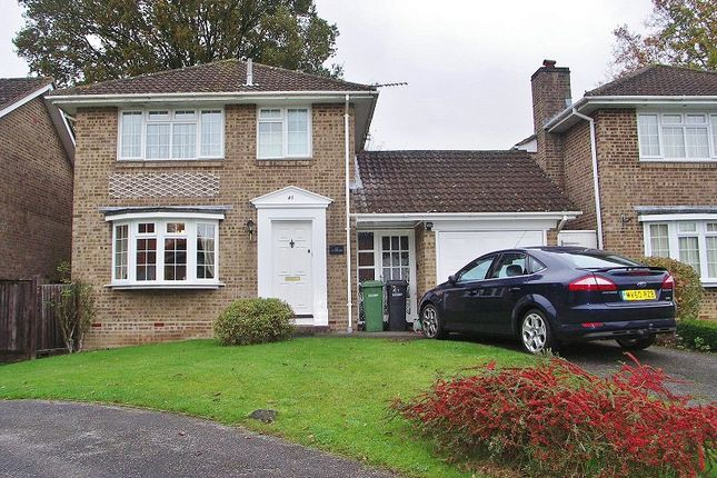 Thumbnail Property to rent in Broomhill Way, Allbrook, Eastleigh