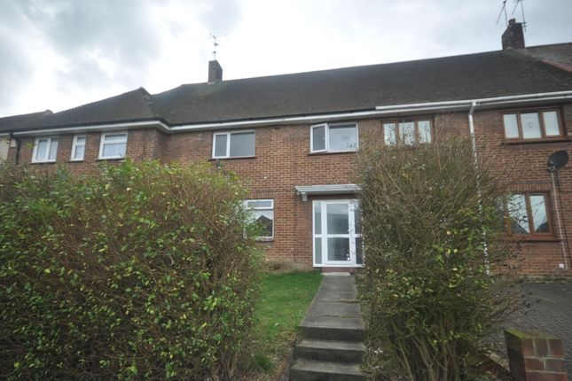Thumbnail Terraced house to rent in Taunton Vale, Gravesend