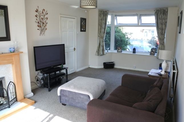 Thumbnail Semi-detached house to rent in Durnford Avenue, Urmston, Manchester