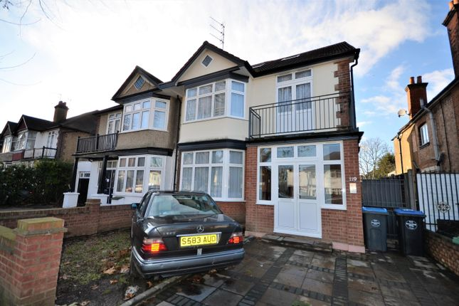 Thumbnail Semi-detached house to rent in Harrowdene Road, Wembley, Middlesex
