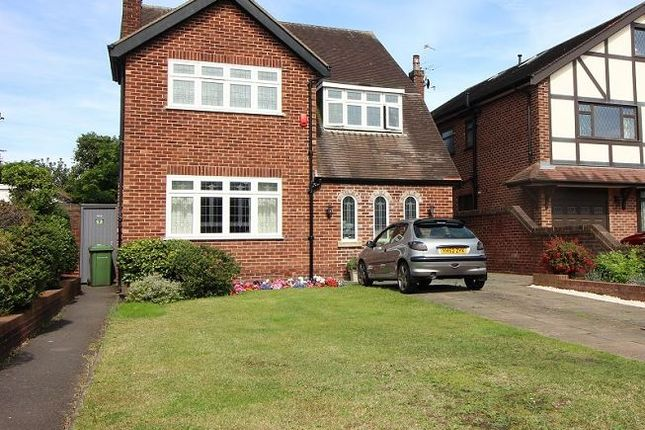Thumbnail Detached house for sale in Gainsborough Road, Southport