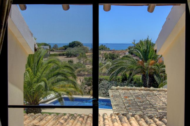 Sea Views From Patio Doors