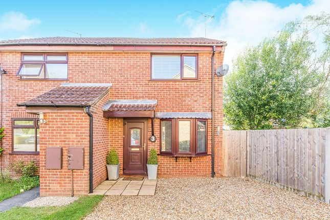 2 bed terraced house for sale in Chillenden Court, Totton, Southampton