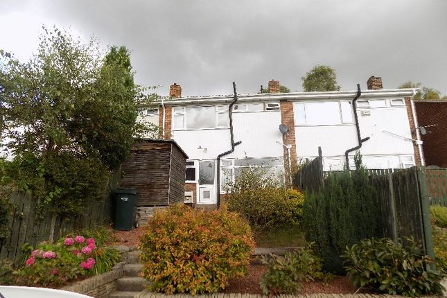 Thumbnail Terraced house to rent in Hillcroft, Highfield, Rowlands Gill