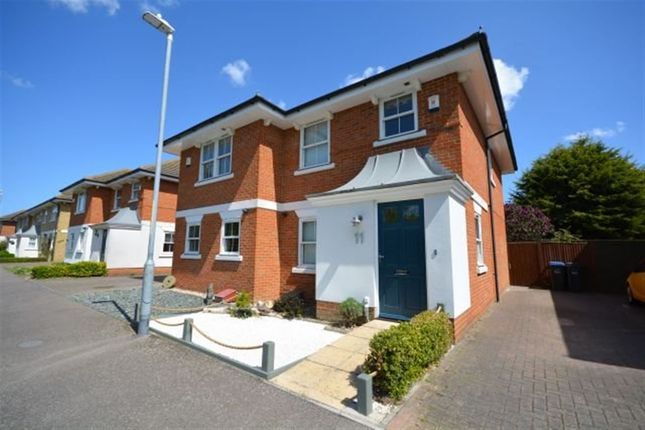 Thumbnail Property to rent in St Lawrence Chase, Ramsgate