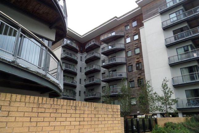 Thumbnail Flat to rent in 523 Ravenswood Victoria Wharf, Watkiss Way, Cardiff