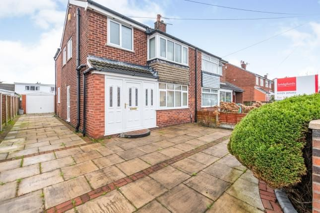 Thumbnail Semi-detached house for sale in Jubilee Avenue, Penketh, Warrington, Cheshire