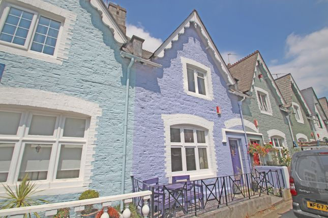 Thumbnail Terraced house for sale in Hotham Place, Millbridge, Plymouth